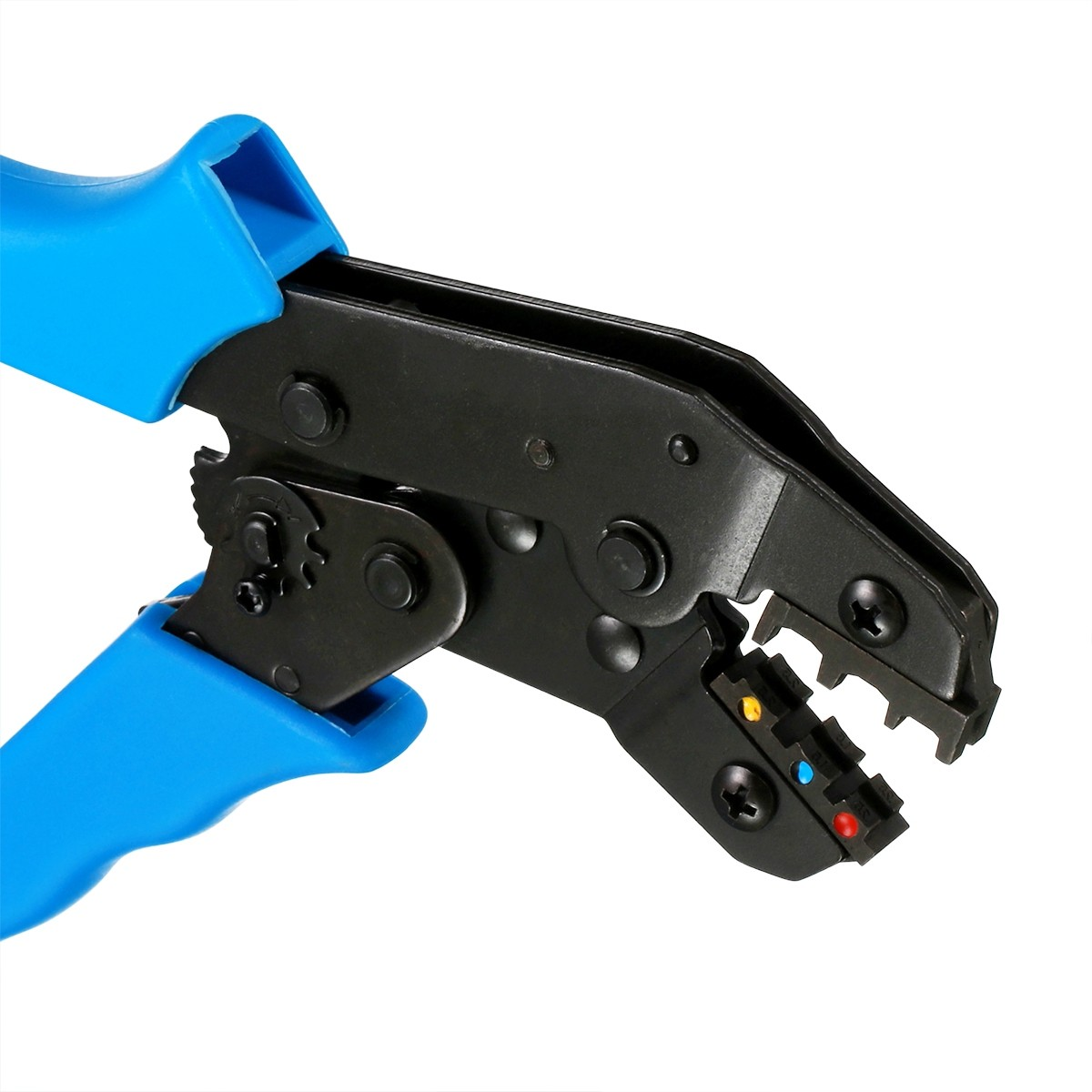 Crimping Tool Wire Crimper Plier Comfort Grip Terminal Wire ...