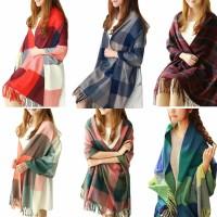 Women's Fall Winter Scarf women scarf cashmere long scarf Pashmina Shawls Wraps